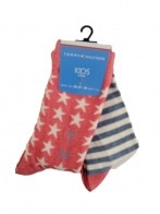 TH UNISEX STARS AND STRIPES SOCK 2P