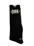 DORKO BLACK ABOVE KNEE LENGHT SOCKS