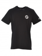 Next Level Men Small logo T-shirt white