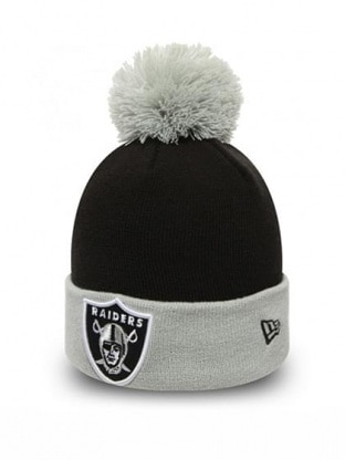 POP TEAM KNIT OAKLAND RAIDERS