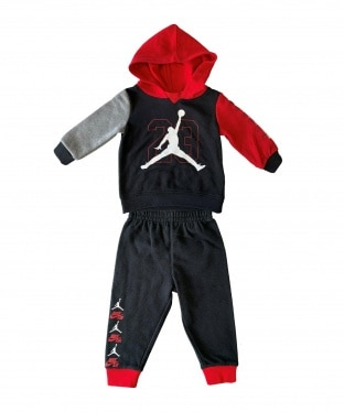 JDB JORDAN BOF FLEECE SET