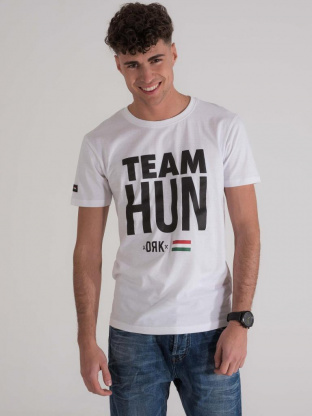TEAM HUN T-SHIRT MEN
