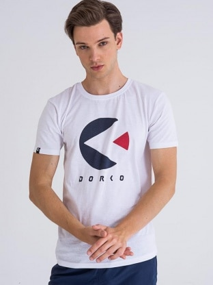 LOGO PRINTED T-SHIRT MEN