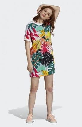 Tropicalage TEE DRESS